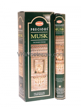 Wholesale HEM Precious Musk Incense Sticks