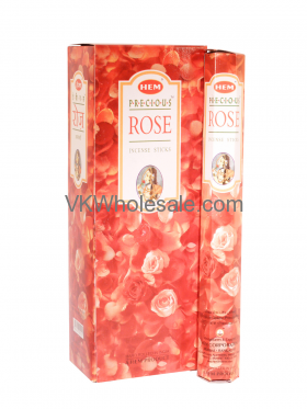 Wholesale HEM Precious Rose Incense Sticks