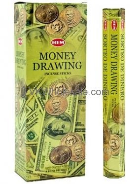 Money Drawing Hem Incense Wholesale