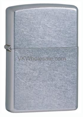Zippo Windproof Street Chrome Lighter 207 Wholesale