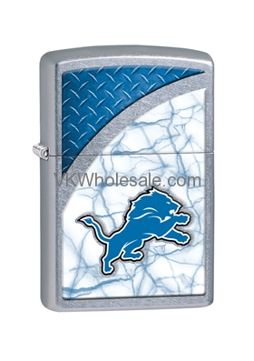 Detroit Lions Zippo Lighters Wholesale