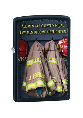 Zippo Firefighters Coats Lighters Wholesale