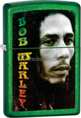 Zippo Classic Bob Marley Medow Z185 Windproof Flint Lighter Wholesale