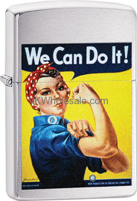 Zippo US Army We can Do It 29890 Windproof LighterWholesale