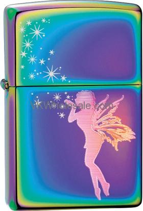 Zippo Classic Fairy Spectrum Windproof Lighter Z256Wholesale