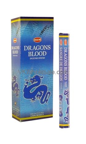 Dragons Blood Hem Incense Wholesale