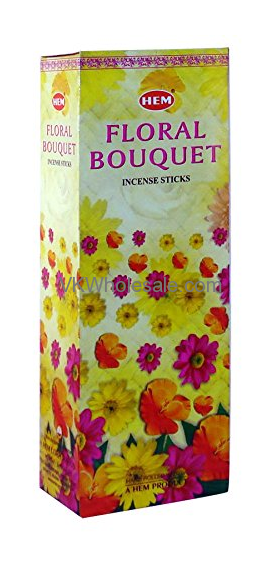 Bouquet Floral Hem Incense Wholesale