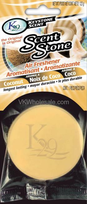 K29 Keystone Scent Stone Coconut Wholesale