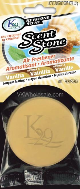 K29 Keystone Scent Stone Vanilla Wholesale