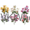 Spring Orchid Bush Artificial Flower Wholesale