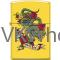 Zippo Classic Snake Skull Design Windproof Lighter Z2011Wholesale