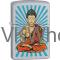 Zippo Classic Buddha Red Cloak Lighter Wholesale