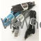 iPhone 6/7/8/X Charging cable with tie wholesale by warner wireless