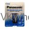 Panasonic AAA 2 PK Batteries Wholesale
