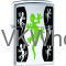 Zippo Classic Gecko High Polish Chrome Z159 Wholesale