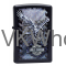 Zippo Harley Davidson Black Matte Lighter, Iron Eagle 28485 Wholesale