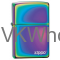 "Zippo ""Spectrum Logo"" Finish Lighter 151ZL Wholesale"