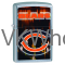 Zippo Classic NFL Chicago Bears Brushed Chrome Z702 Lighter Wholesale