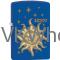Zippo Choice Sun And Moon Sol y Luna Blue Matt Lighter 28791 Wholesale