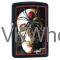 Zippo Mazi Spider Skullblack Lighter Wholesale