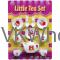 10PC LITTLE TEA SET IN BLISTER CARD Wholesale