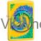 Zippo Classic Tye Dye #4 Lemon Z192 Windproof Flint Lighter Z192 Wholesale