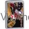 Zippo Classic United Sates Marine Corps American Flag Street Chrome Z112 Wholesale