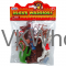 10PC Brave Warriors Indians & Horse Set Toy Wholesale