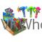 Kidsmania Fan Pop Toy Candy Wholesale