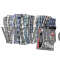 Boxer Shorts 4XL 3 Pair Pack Wholesale