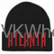 Atlanta Embroidered Winter Skull Hats Wholesale