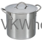 Stainless Steel 8 Quart Stock Pot Wholesale