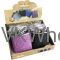 Assorted Glitter Pocket Flask Display Wholesale